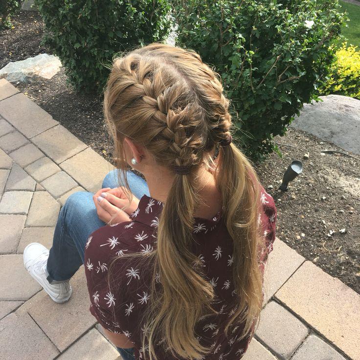 French braids. @dacialynnn