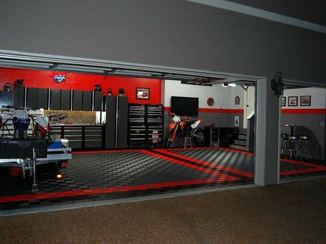 Garage Floor Pictures Gallery