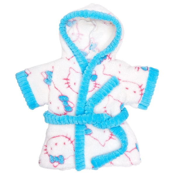 Turquoise Hello Kitty 174 Robe Build A Bear Workshop Us