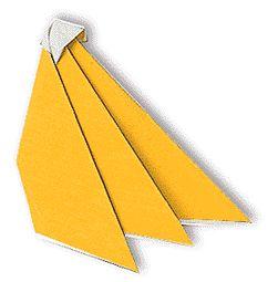 Origami Bananas