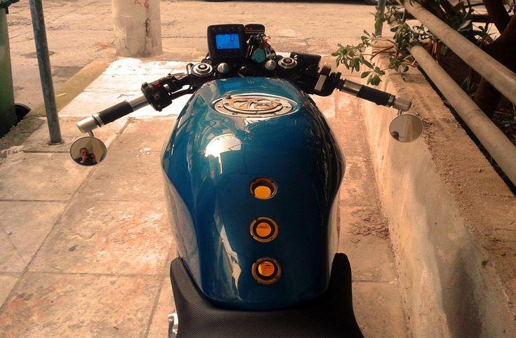 #customizing #tank