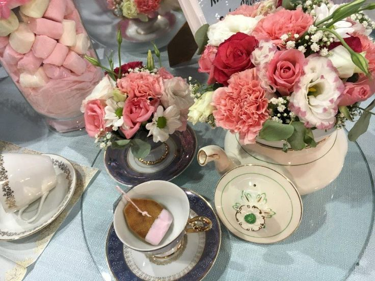 Classic High Tea in Pastel Colors   @ Three Oaks Function Venue  in Centurion South Africa