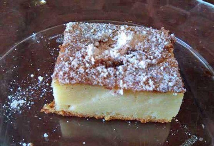 Γαλατόπιτα χωρίς φύλλο – tameteora.gr