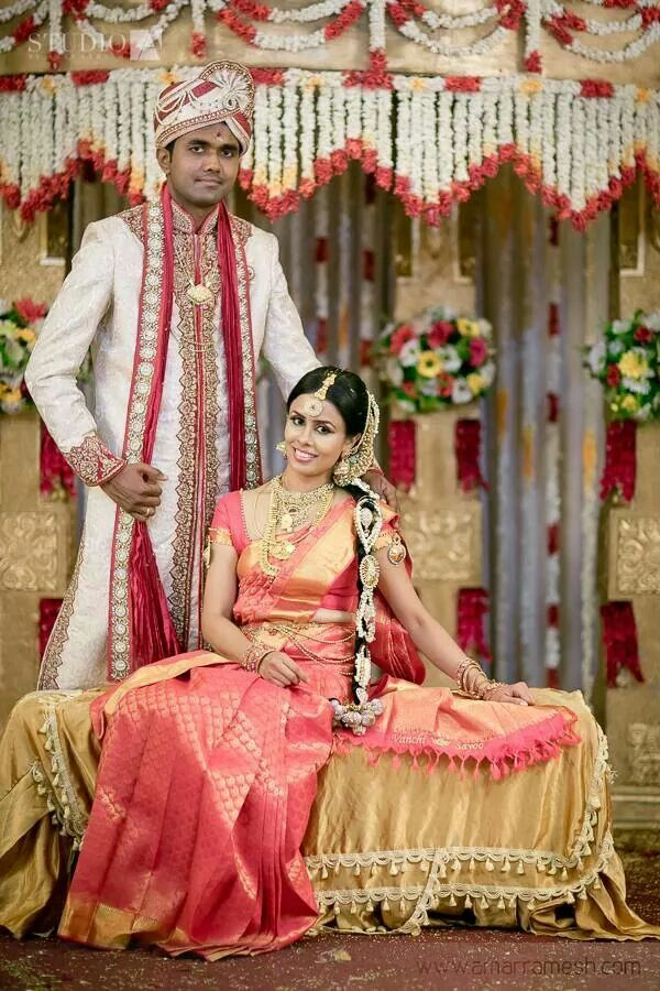 Srilankan Tamil Wedding (With images) Wedding couples