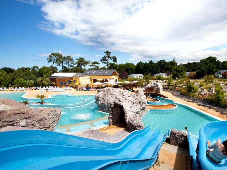 25 best ideas about parc aquatique on pinterest oc an for Camping de la piscine brittany
