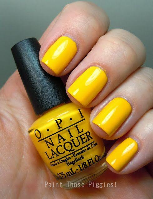 Looks - Opi goddess rock halloween nail polish collection video
