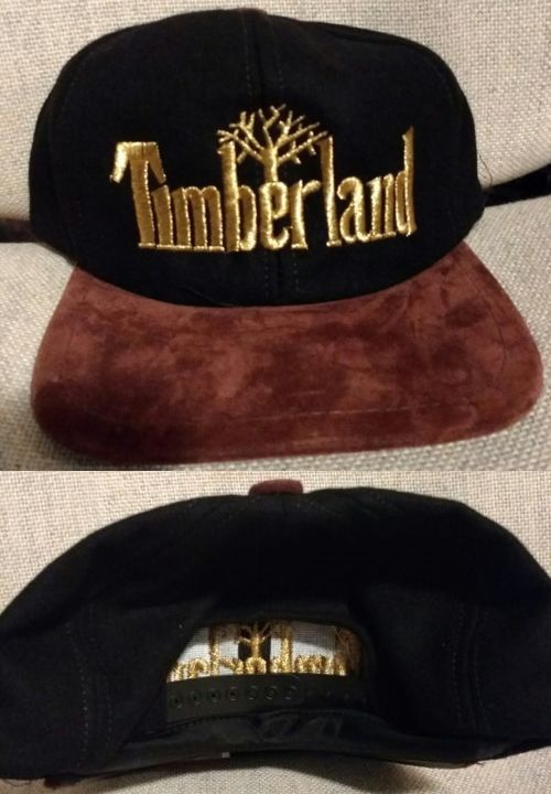 Hats and Headwear 158968: Vintage Timberland Snapback Hat BUY IT NOW ONLY: $50.0