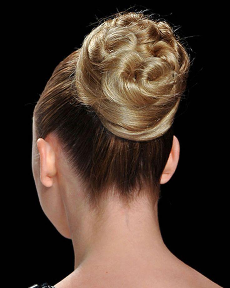 Bun Hair 2018 – Trend 20 Best Bun Hairstyles in 2017…