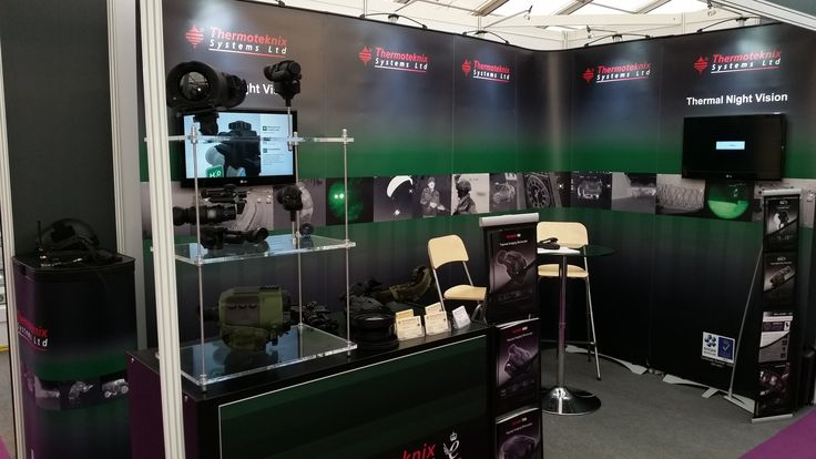 The Britishgovernment annual security event, Security & Policing 2017 starts next Tuesday, 7th March in Farnborough. Thermoteknix has been a part of t