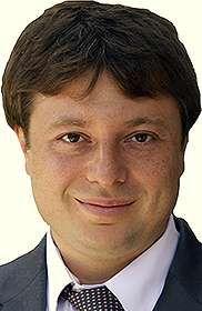 Сергей Владимирович Хотимский — российский управленец и банкир