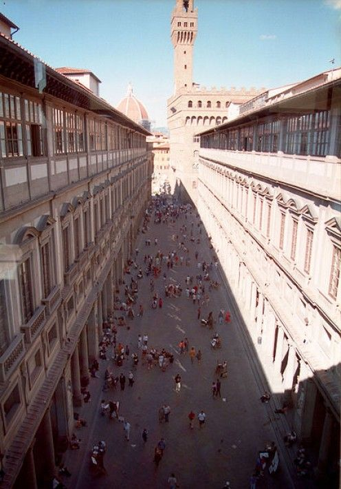 Tips for Visiting the Uffizi Museum, Florence, Italy