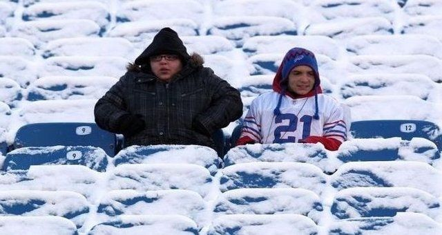 Jets vs. Bills Game Snowed Out — The New York Jets will now square off against the Buffalo Bills in Detroit on Monday to due severe blizzard.