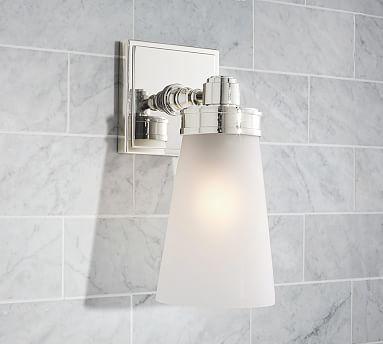 174 best Bath Sconces images on Pinterest Bathroom ideas