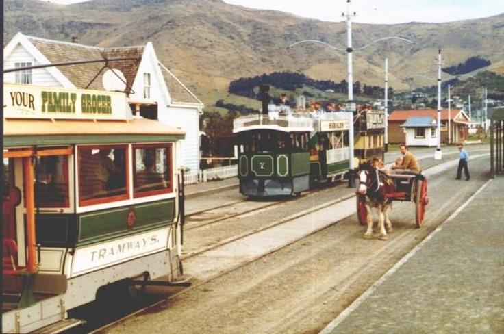 Ferrymead Heritage Park, Christchurch