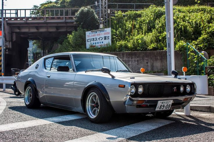 Nissan Skyline C110 GTR 1973