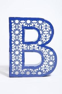 B for Britta