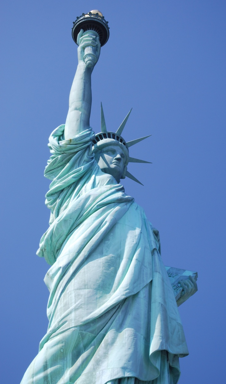 just visited miss liberty last week!