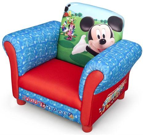 Mickey Mouse, Lenestol