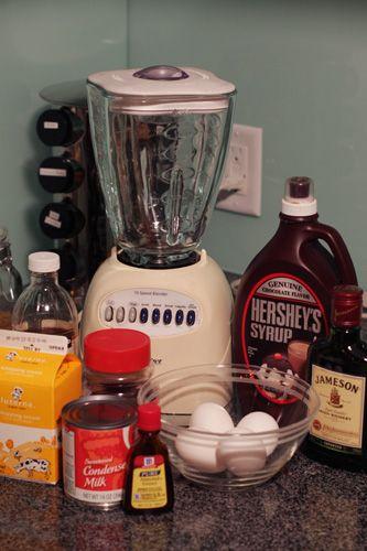 Lick My Spoon | Homemade Irish Cream