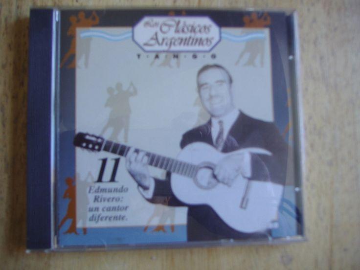 Los Clasicos Argentinos - Tango - Volumen 11 - E. Rivero