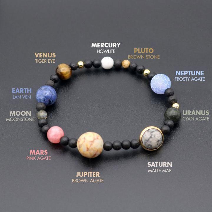 : Handmade /& Polished Bracelet Celebrate Life