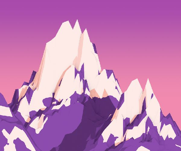 How to Create Cartoon Mountains in Cinema 4D - EYEDESYN