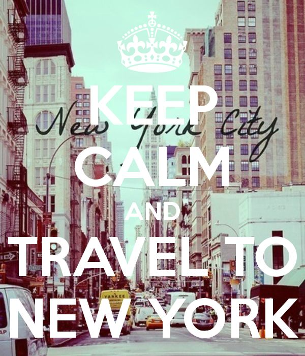 Gossip Girl Quotes About New York: Keep Calm And Travel To NY