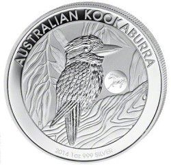New Kookaburra silver coin with privymark HORSE, found at www.Silber-Philharmoniker.de