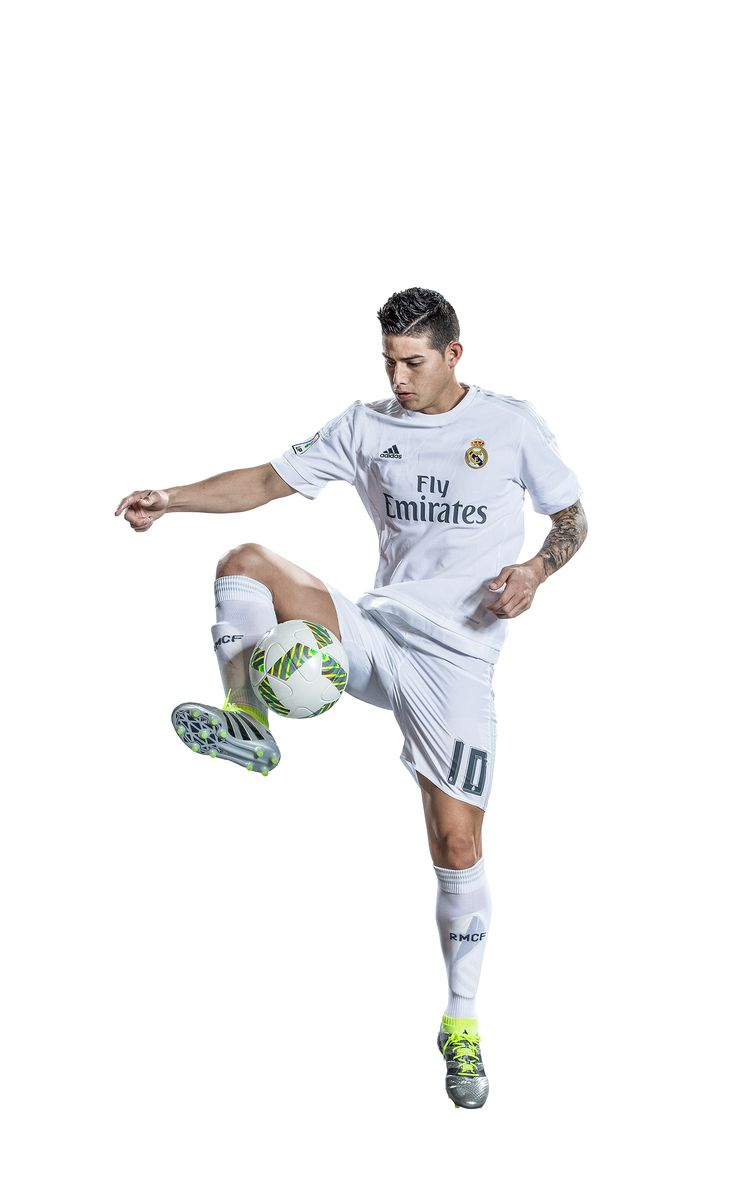 Vote for James Rodriquez to appear on FIFA 17 cover!
