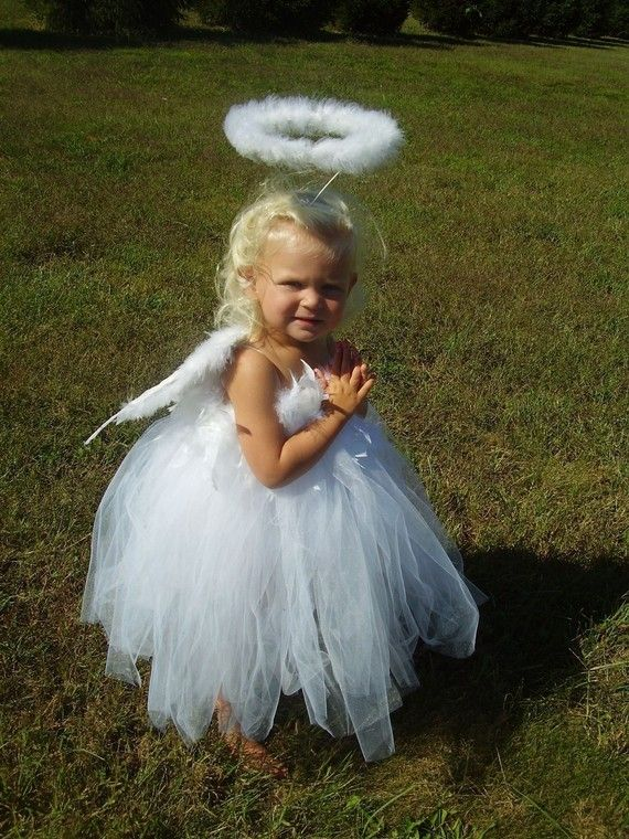 Mommy's Little Angel Halloween Costume Angel by monkeybusiness10