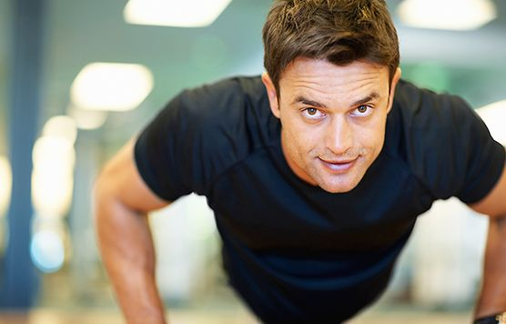 Want to get #stronger? Get ready for some #pushups! How To Do The Perfect Pushup: 4 Steps
