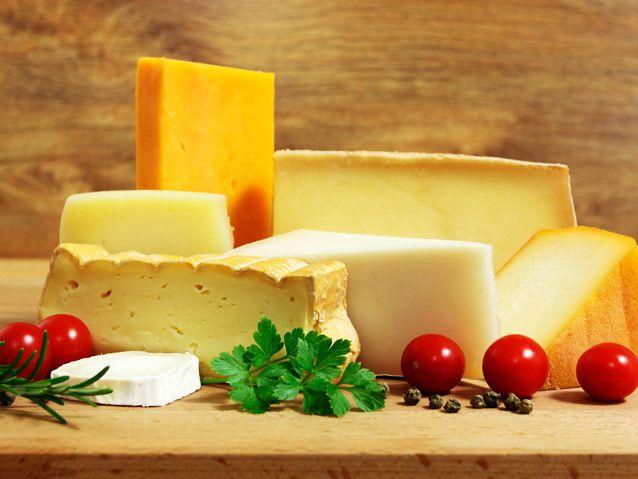 Switzerland, The melting pot of cheese..