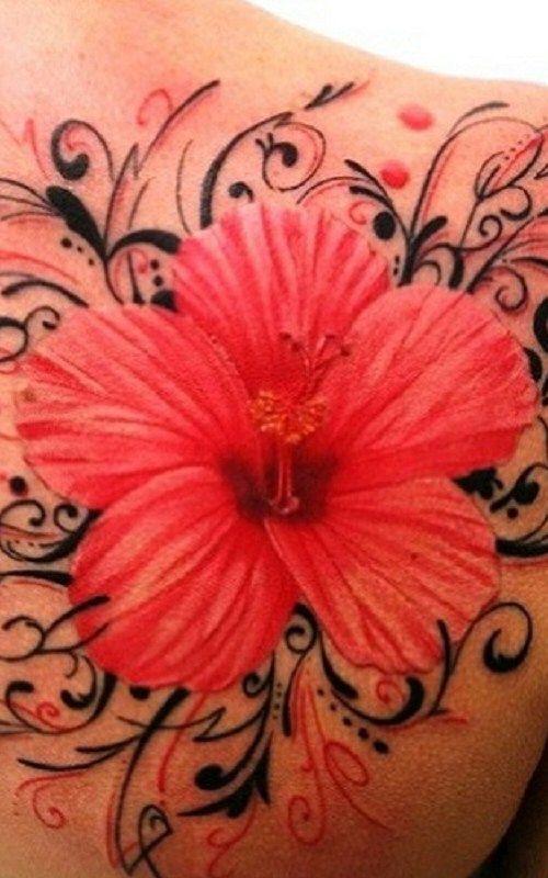 floral tattoos a42