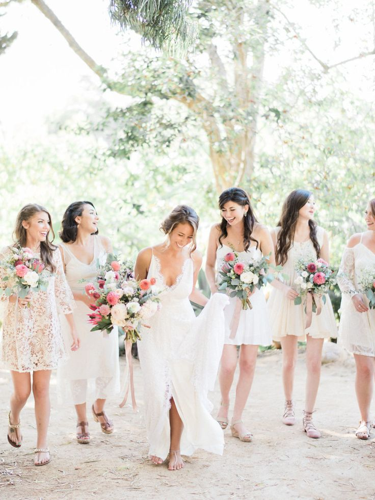 1000 images about bridesmaid style on pinterest for Tropical wedding bridesmaid dresses