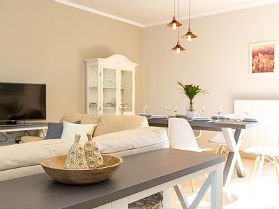 Rethymno villa rental - All rooms are bright, sunny and airy all day long!