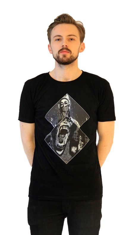 GRANDMONKEY TEE gtwshop.dk #fashion #mode #malefashion #art #streetart #streetfashion #models