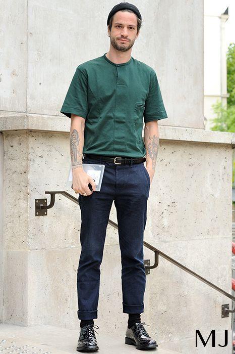 Style Tips:將2017年的 Pantone 趨勢「綠色」,穿得時髦有型的7個準則 - TRENDSFOLIO