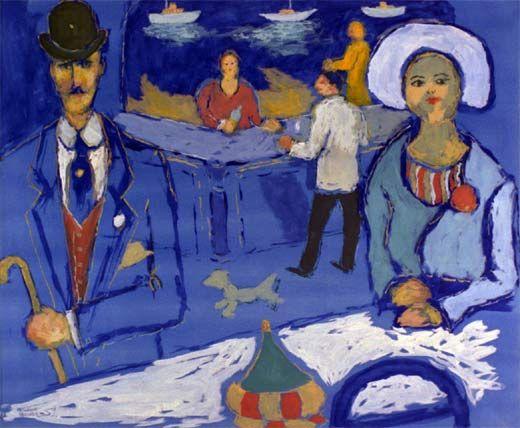 Fikret MUALLA (1903-1967)
