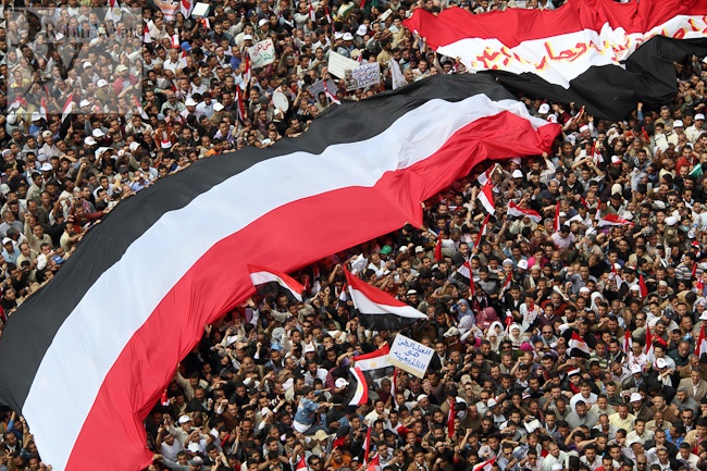 The Simplest Explanation of Egypt's Revolution You'll Ever Read