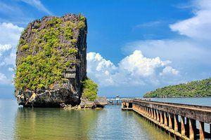 Ko Tarutao marine national park.