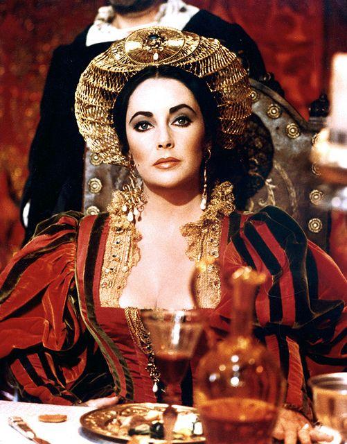 Elizabeth in Taming of the Shrew 1967 - wonderfully funny