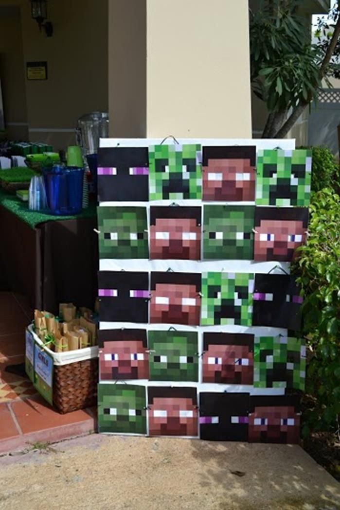 how to make halloween decorations in minecraft