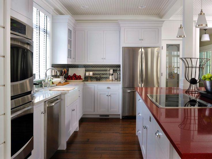 Inspired Examples Of Quartz Kitchen Countertops