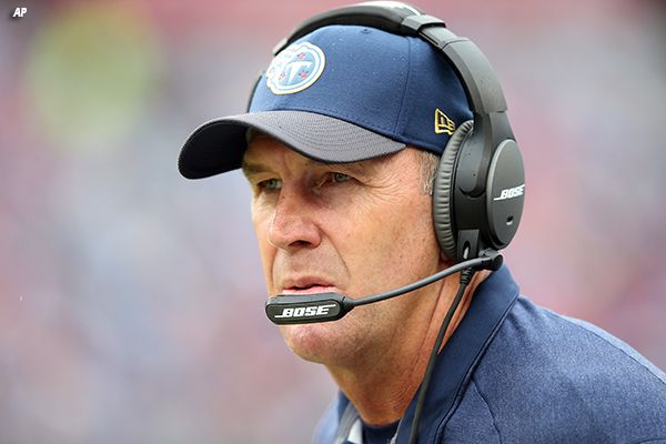 Titans Relieve Ken Whisenhunt of Head Coaching Duties