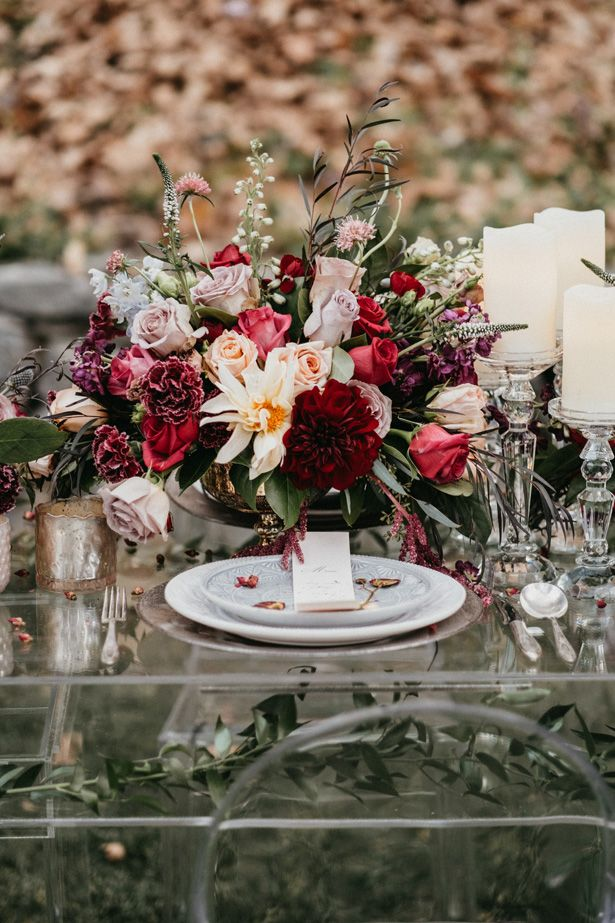 Modern Romance Meets Rustic Fall Vibes In This Fairytale Wedding Inspiration Fairytale Wedding Inspiration Fairytale Wedding Fall Wedding Decorations