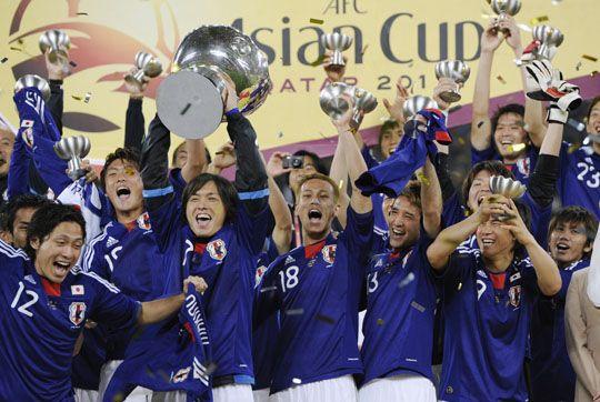 Japanese men's national soccer team