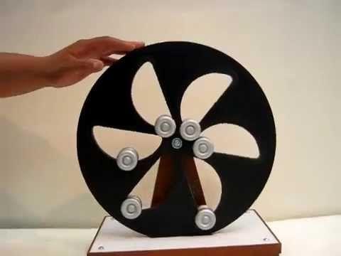 ciência - tecnologia - lógica - Cooler magnético - eterno sem uso de energia elétrica...é possível um gerador 12v?