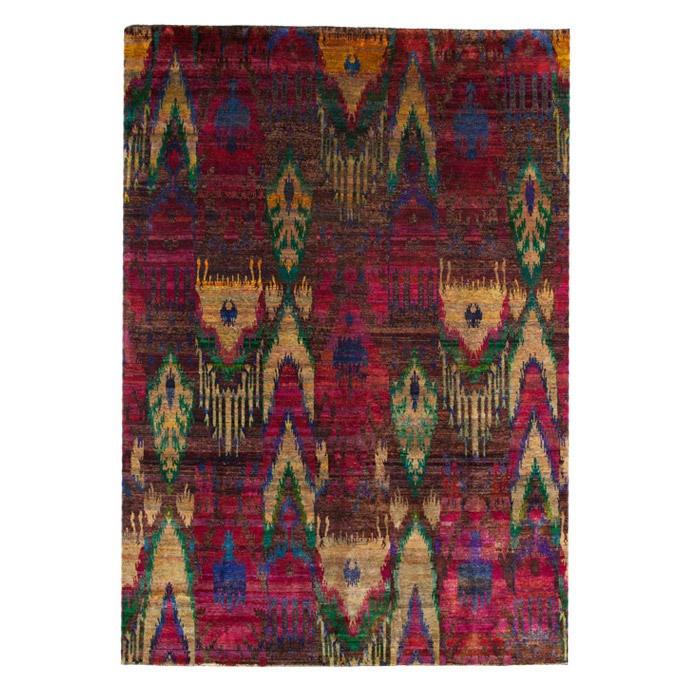 Beautiful Parvizian rug: Prayer Rugs, Colors Carpets, Parvizian Rugs, Beautiful Parvizian, Rugs Events, Beautiful Rugs, Silk Ajra, Rugs Showca, Colors Inspiration