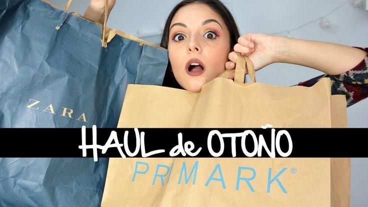 Super Haul Ropa Otoño Primark, Zara, H&M, Stradivarius | PetitSweetCouture