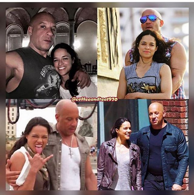 Fast and Furious 6 Dom and Letty